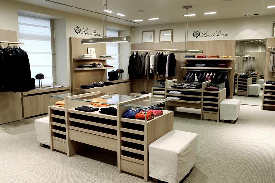 Loro Piana: Выгодные предложения на женскую и мужскую одежду